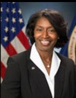 Annette Moore, acting chief information officer, Johnson Space Center