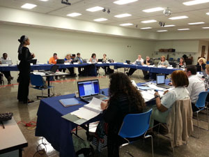 Missouri businesses joined PTAC counselors from three states to learn the intricacies of the GSA Schedule process.