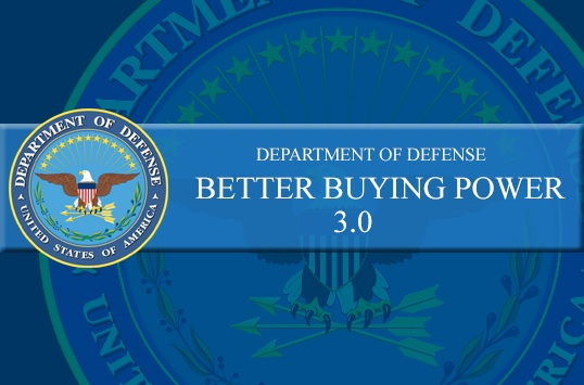 Better Buying Power (BBP) is based on the principle that continuous improvement is the best approach to improving the performance of the defense acquisition enterprise.