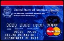 Govt Charge Card