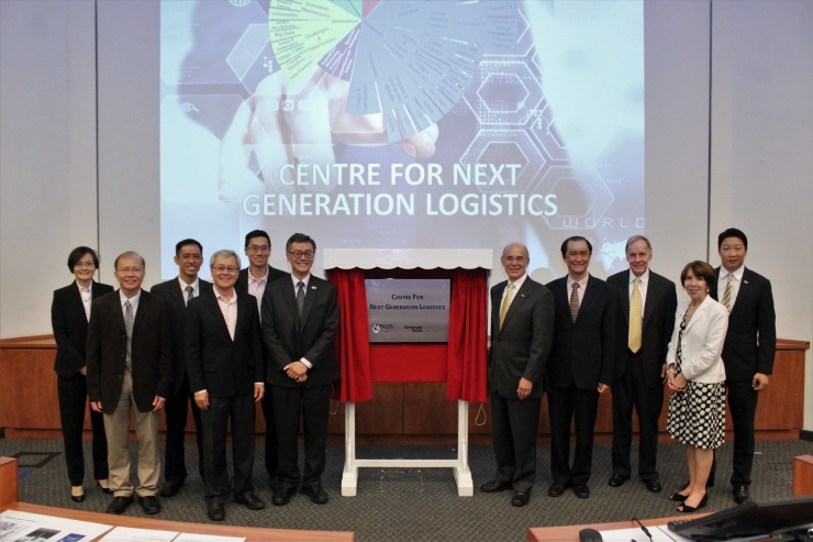 Georgia Tech launches new logistics center in Singapore | The