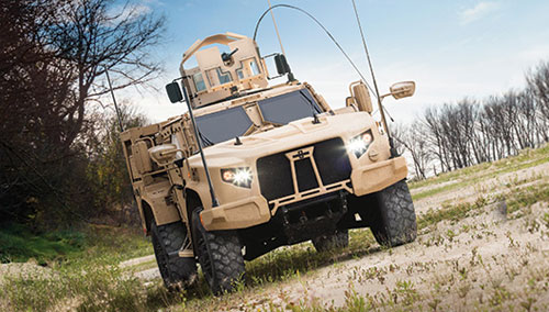 Oshkosh wins $6.7 billion contract to replace Humvee vehicle with ...