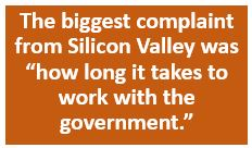 The Biggest Complaint from Silicon Valley