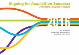 Acquisition Policy Survey 2016