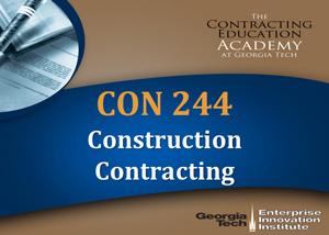 CON 244